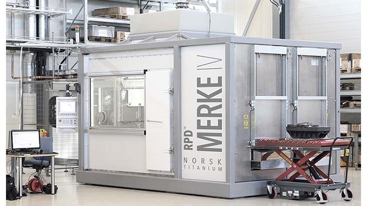 Norsk setting up industrial scale additive manufacturing plant in New York