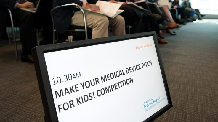 Calling all medical device innovators