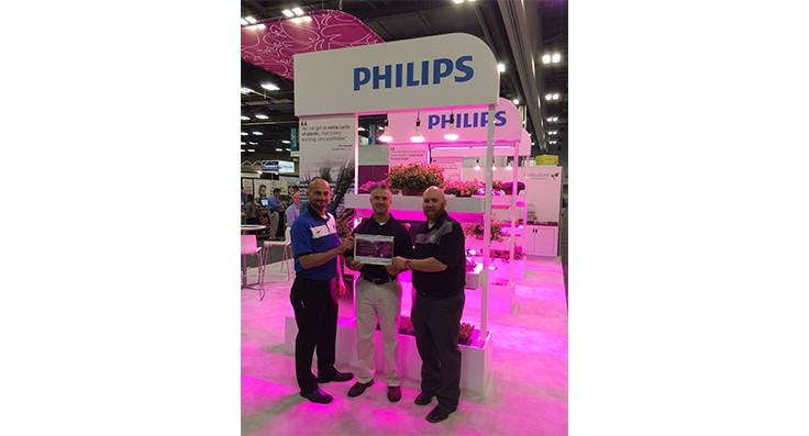 Philips Lighting signs partnership agreement with BWI Grower Technical Sales