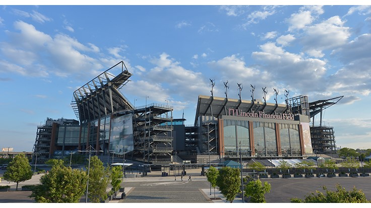 Philadelphia Eagles add digester unit at stadium