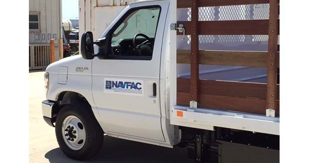 Phoenix Cars sells electric truck to California Naval base