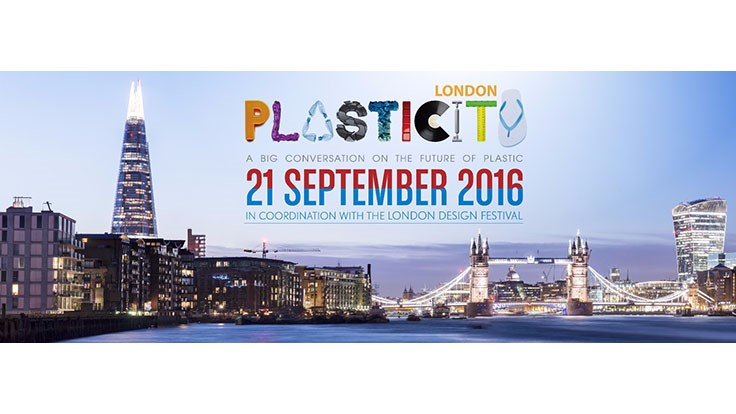 London will host next Plasticity event