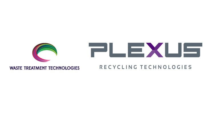 Plexus Recycling Technologies collaborates with Waste Treatment Technologies