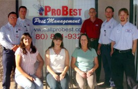 ProBest Pest Management to Celebrate 30 Years in Business