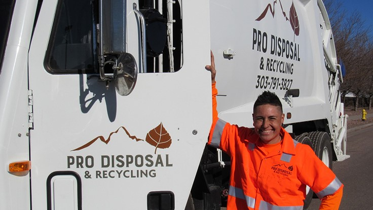 Pro Disposal driver a finalist for NWRA national award