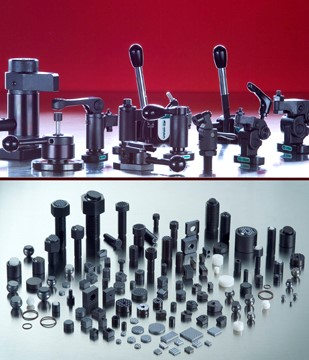 Workholding Components - Aerospace Manufacturing and Design