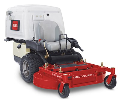 8000 Series Direct Collect Z Mowers