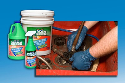 Industrial Strength Cleaner and Degreaser