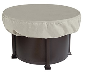 Protective Fire Pit Cover
