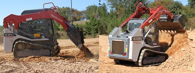 The TL12V2 and TL12R2 - Lawn & Landscape