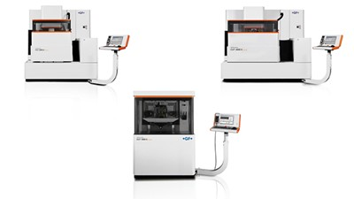 Wire-cutting EDM machines; Micro-machining to the extreme