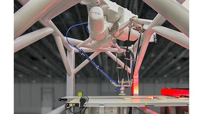 M-3iA/6A 6-axis Fanuc robot - Today's Medical Developments