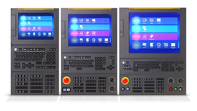 FANUC's Machine Tool Controls' iHMI