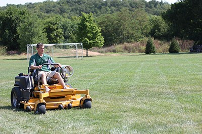 Converted mowers added to propane incentive program
