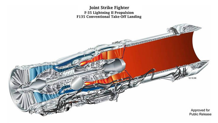 Pratt & Whitney gets $1.5B contract for F-35 engines