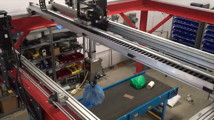 Randy's Sanitation installs organics sorting robot in Minneapolis