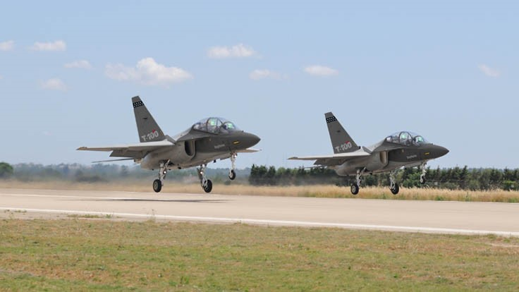 Raytheon would choose Mississippi for Air Force jet trainer
