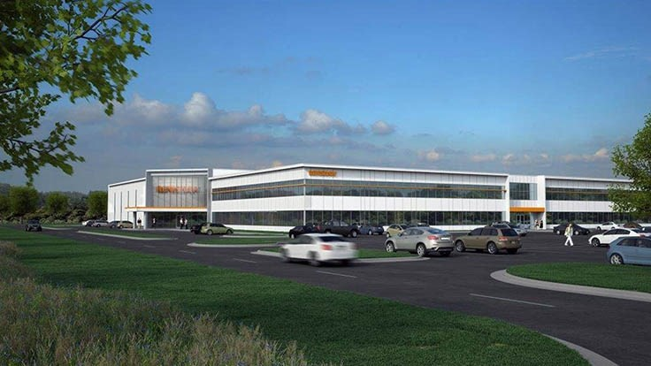 Renishaw Inc.'s new facility is more than a typical headquarters