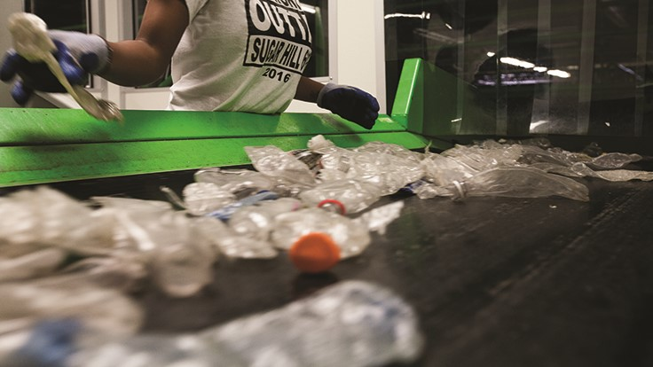 Unifi recycles 10 billion bottles