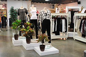 Shelmerdine Garden Center: Flora meets fashion