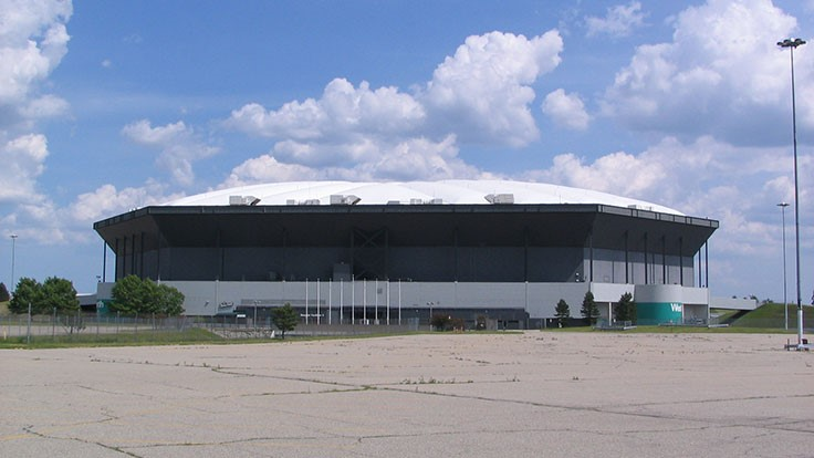 Adamo Group awarded Pontiac Silverdome demolition contract