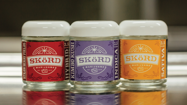 SKöRD Marijuana's Take on Cultivar Branding