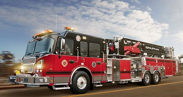 Spartan to close Florida firetruck plant, move work to South Dakota and Michigan