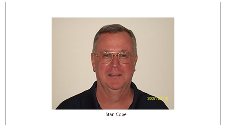 Stan Cope Installed as American Mosquito Control Association President