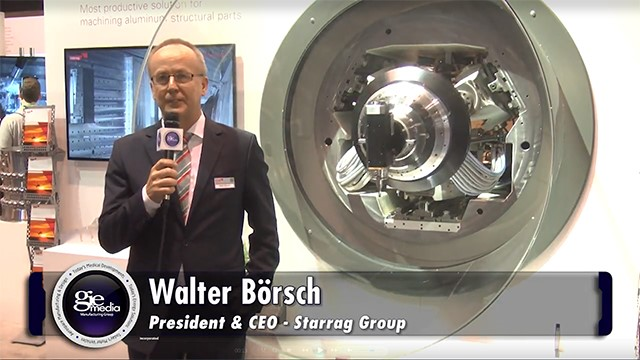 IMTS Booth Tour 2016: Starrag Group [VIDEO]