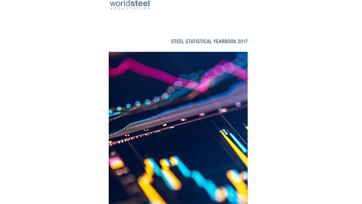 Worldsteel releases 'Steel Statistical Yearbook 2017'