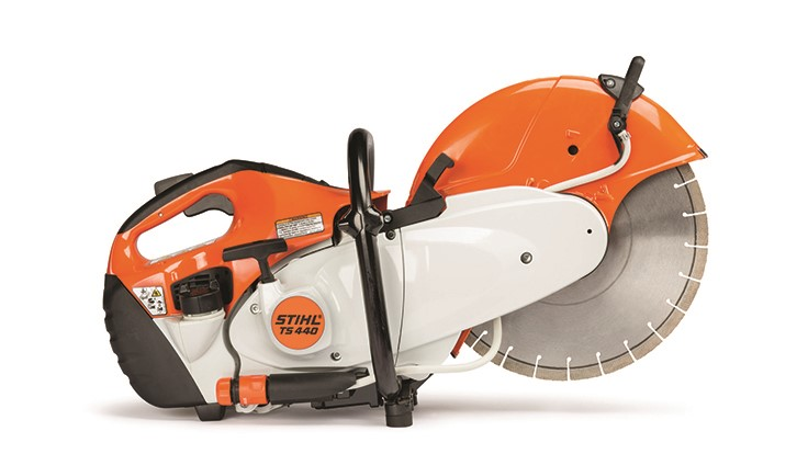 STIHL unveils Cutquik cut-off machine