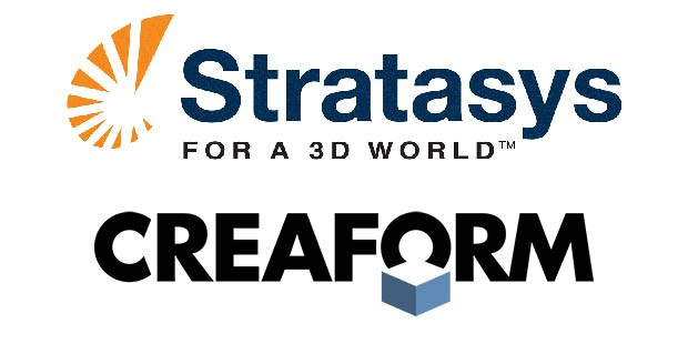 Stratasys And Creaform Announce Joint Marketing Agreement