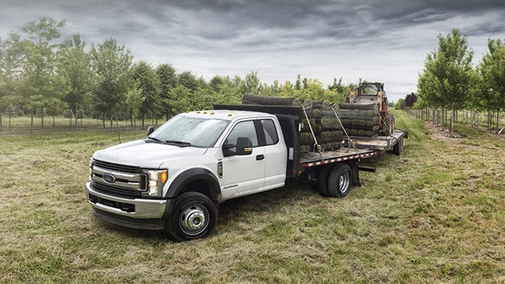 Ford Assembly Plant adds F-Series Super Duty Chassis Cab