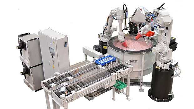 Automated solutions for special surface finishing tasks