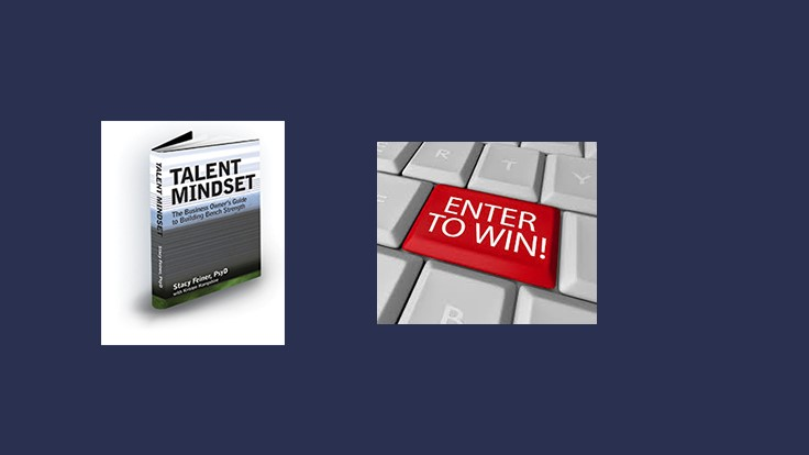Win a Copy of the 'Talent Mindset'