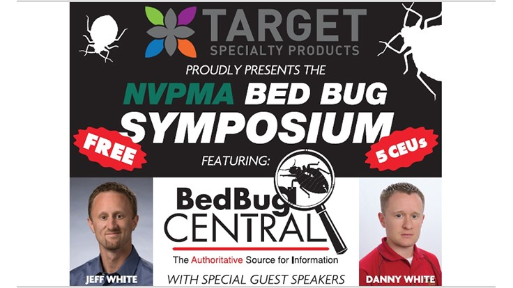 Nevada Pest Management Association Announces 2017 Bed Bug Symposium