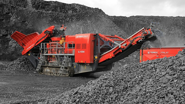 Terex Finlay adds to cone crusher line