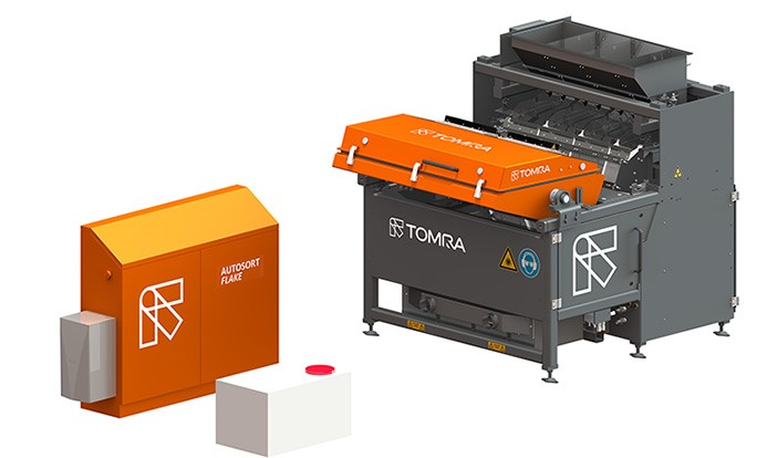 TOMRA Sorting Recycling launches Autosort Flake