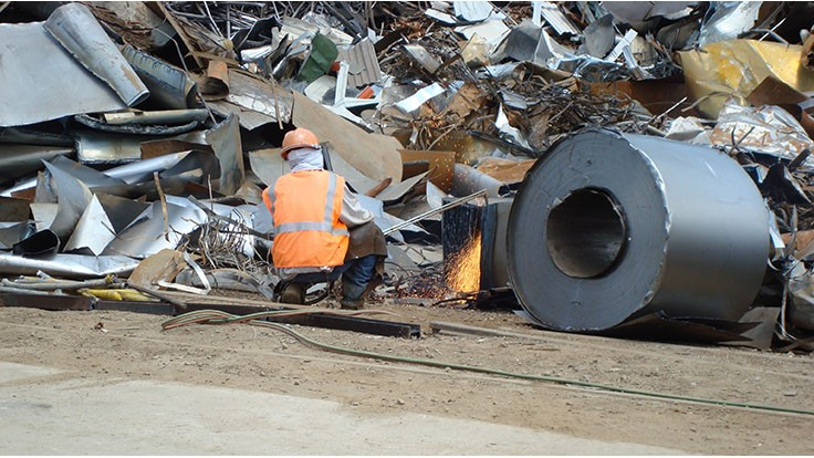 Study shows economic impact of US scrap recycling industry