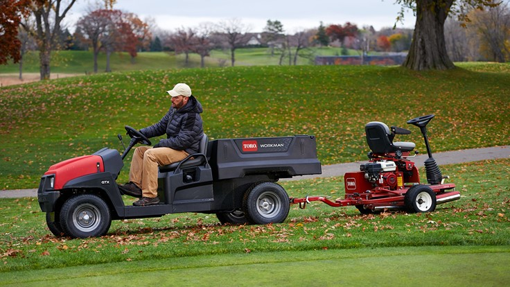 Toro Introduces new Workman GTX