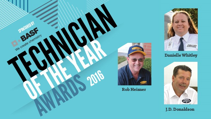 PCT Announces 2016 Technicians of the Year