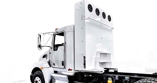 Trilogy to unveil new CNG truck fuel system