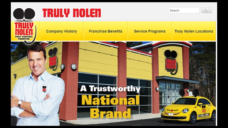 Truly Nolen Named to Franchise Business Review's 'Best of the Best List'