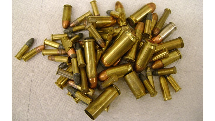 Shooting for an ammunition recycling solution