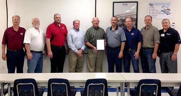 Utility Trailer recognized for manufacturing safety in Utah