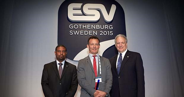 NHTSA recognizes Volvo safety researchers