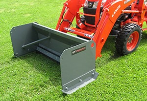 Worksaver debutes snow pushers