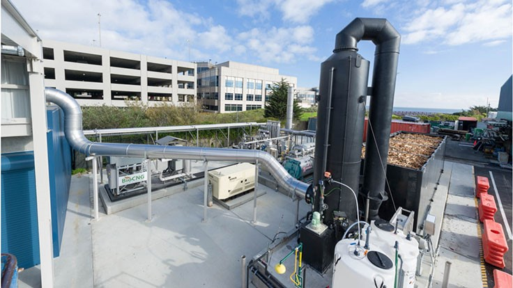 Zero Waste Energy and Blue Line Transfer awarded 2015 Innovator of the Year