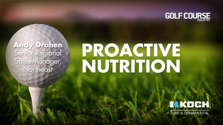 Proactive nutrition
