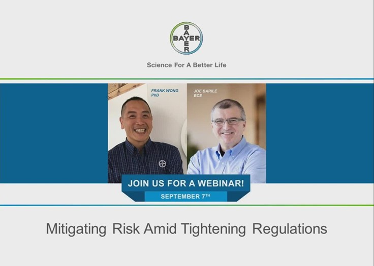 Webinar: Mitigating Risk Amid Tightening Regulations